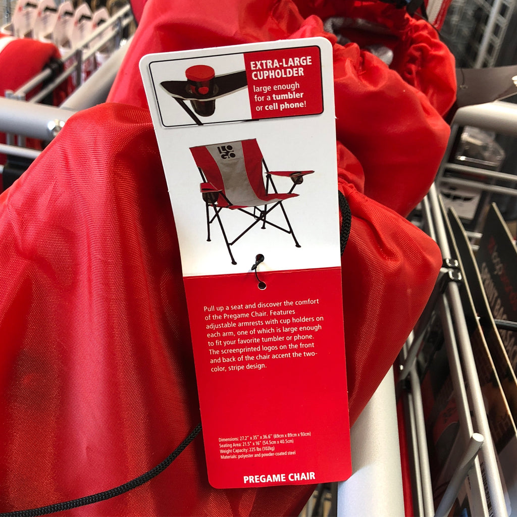 Utah Pregame Chair - Utah Sports Collective