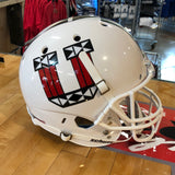 Utah Full Size XP Replica Helmet Block U Proud - Utah Sports Collective