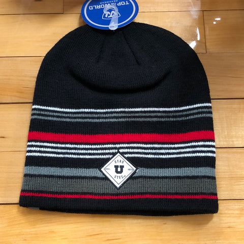 Utah Avenue Beanie 3TN - Utah Sports Collective
