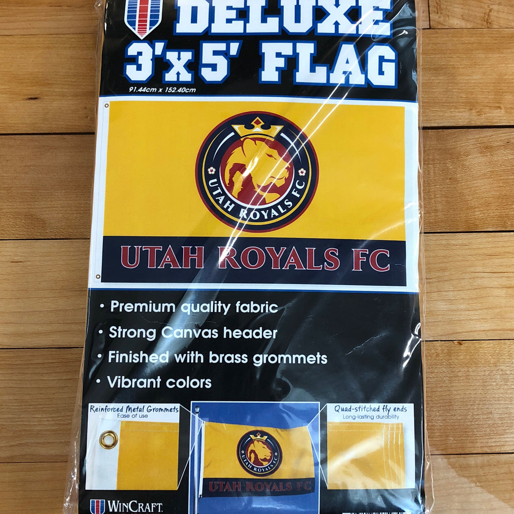 Royals FC Flag - Utah Sports Collective