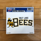 Bees Window Cling sticker - Utah Sports Collective