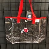 Utah Clear Tote - Utah Sports Collective