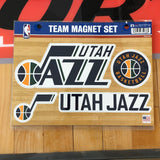Jazz Team Magnet Sheet - Utah Sports Collective