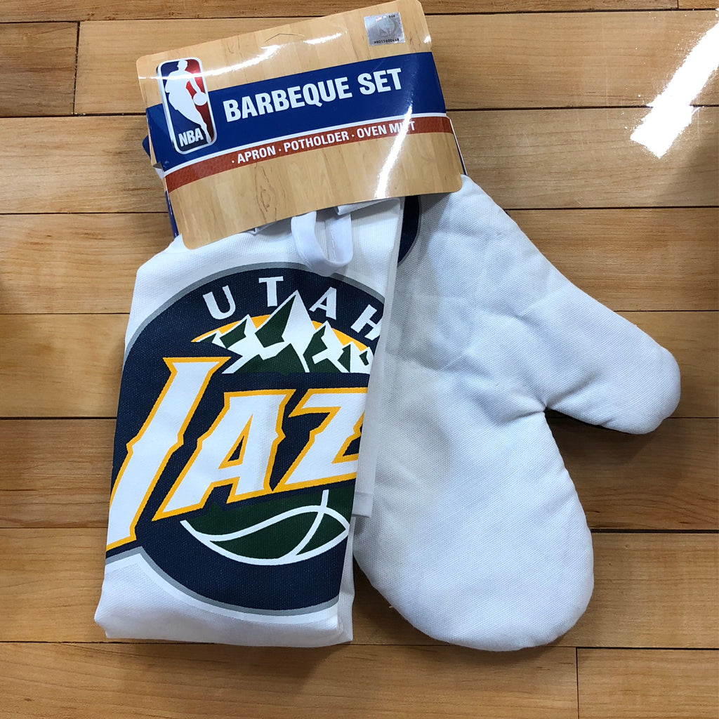 Jazz Barbeque Set - Utah Sports Collective