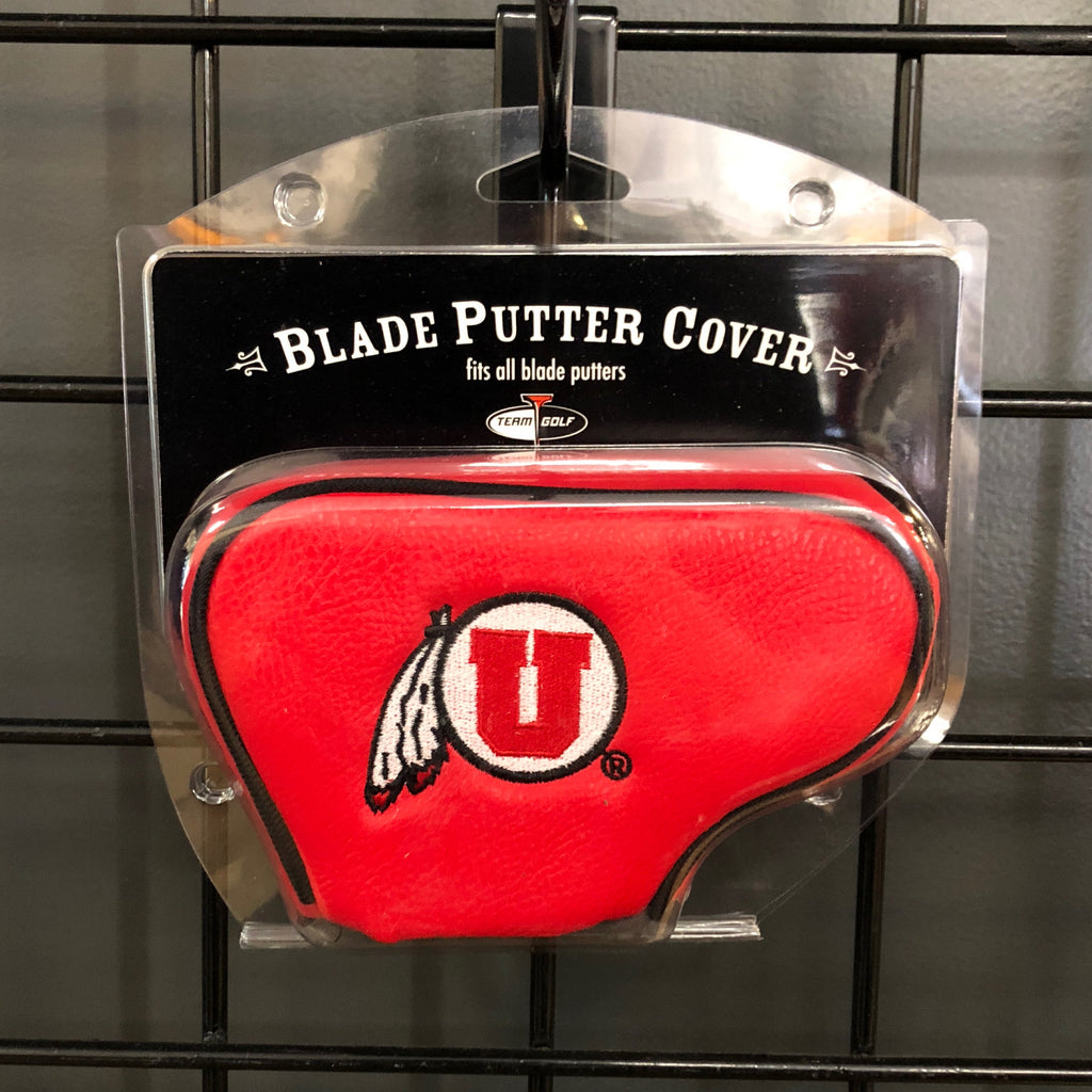 Utah Blade Putter Cover - Utah Sports Collective