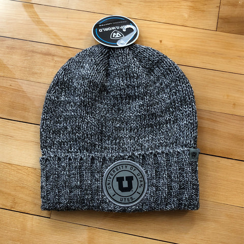 Utah Headquarter Beanie - Utah Sports Collective