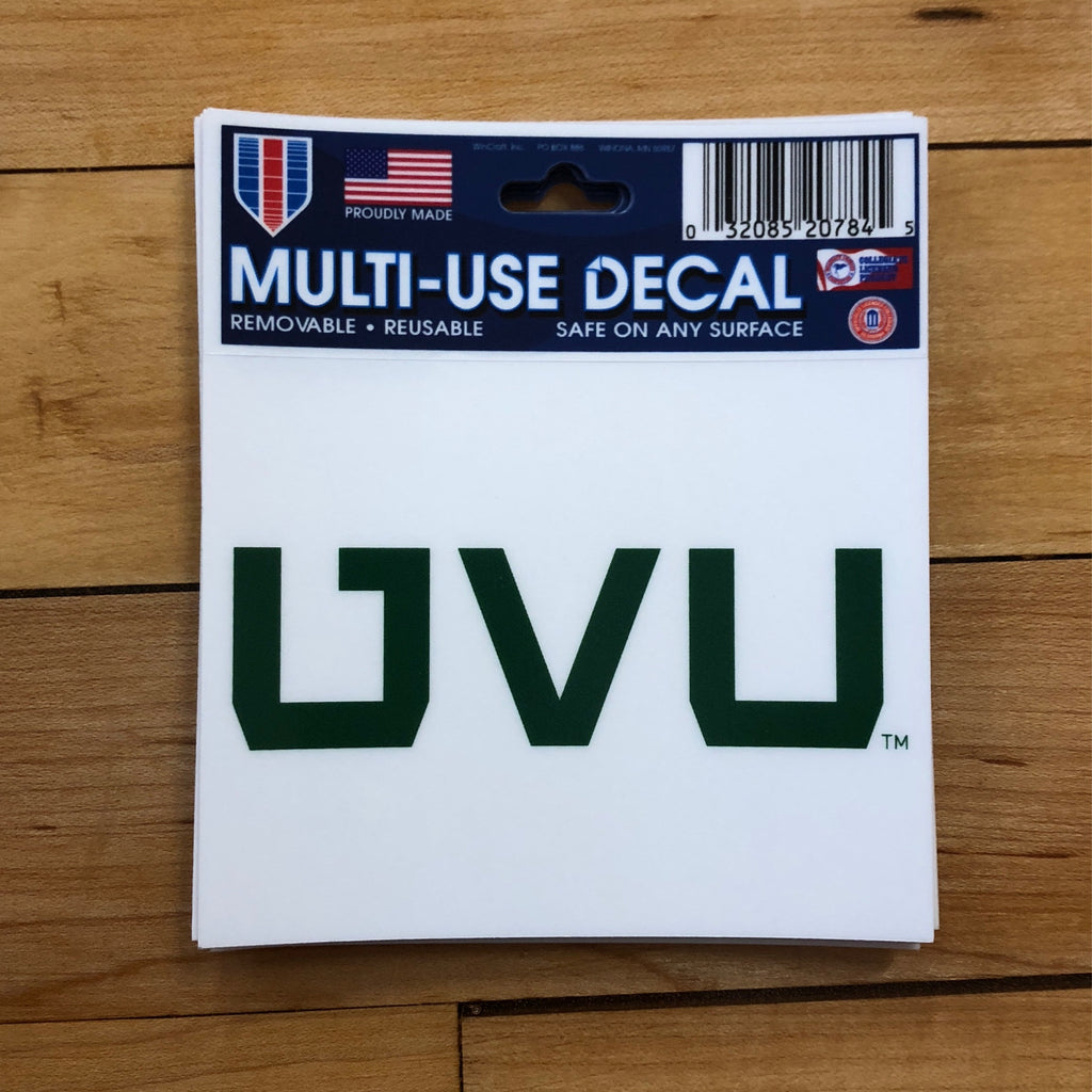 "UVU Decal 3"" - Utah Sports Collective"