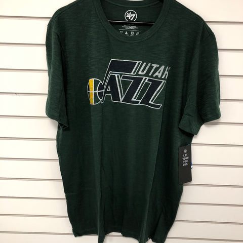 Jazz Scrum Dark Green - Utah Sports Collective