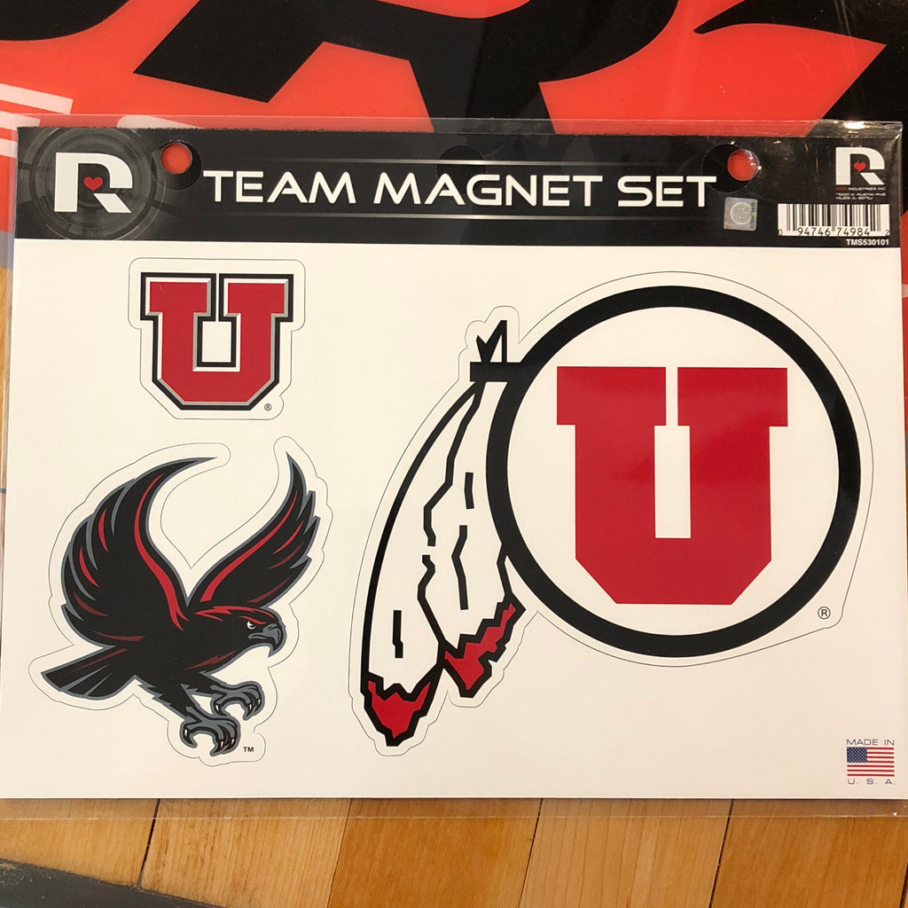 Utah Team Magnet Sheet - Utah Sports Collective