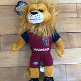 "RSL Leo The Lion 10"" - Utah Sports Collective"