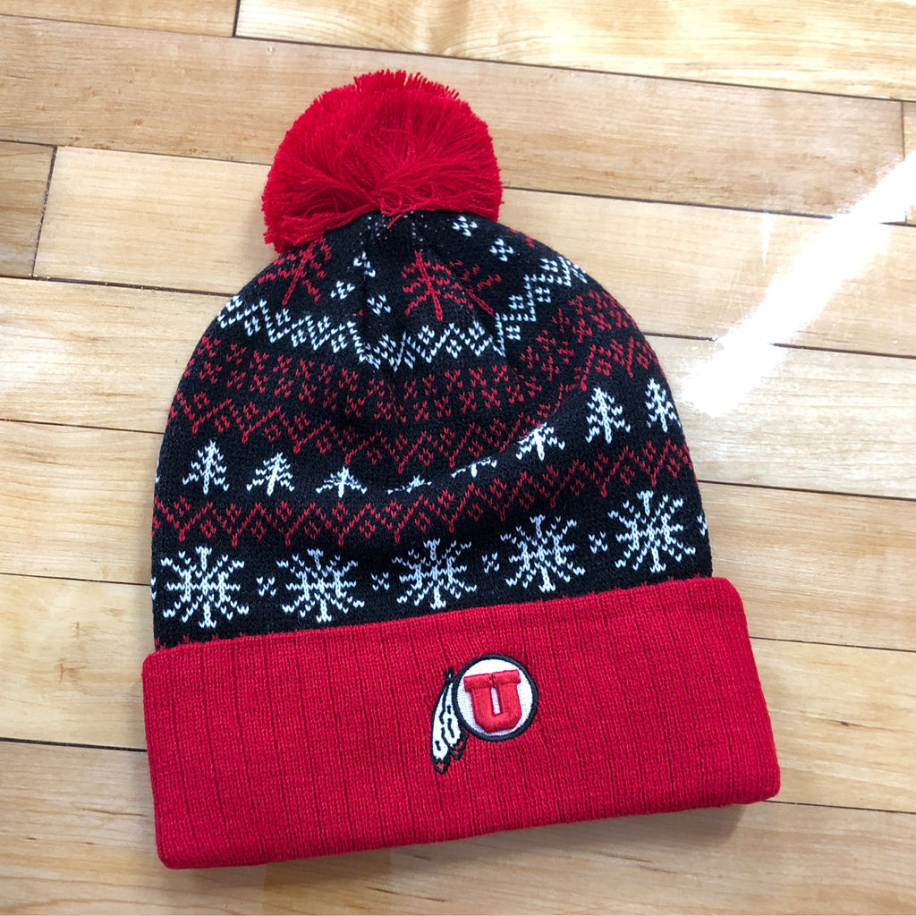 Utah Ugmo Knit Beanie - Utah Sports Collective