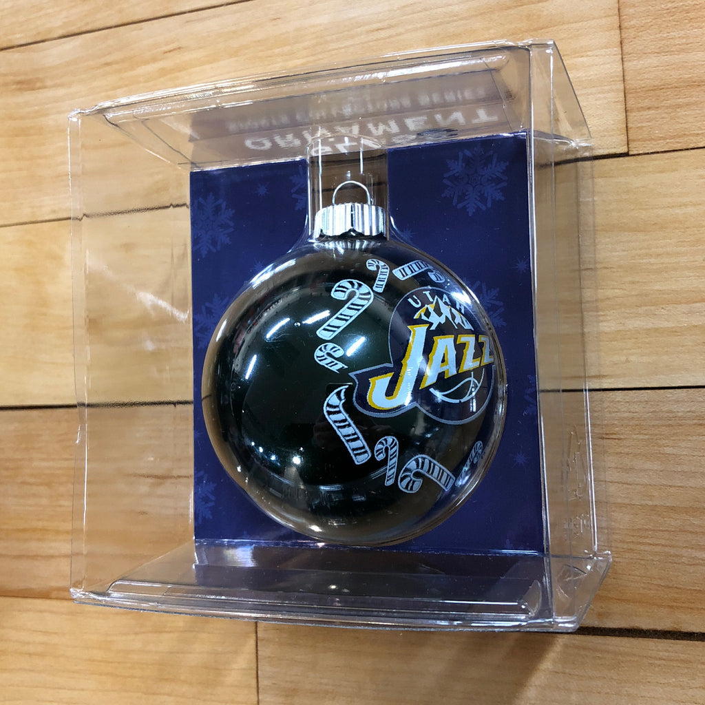 Jazz Small Ornament - Utah Sports Collective