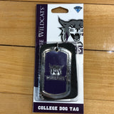 Weber State Dog Tag - Utah Sports Collective