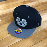 USU Zephyr hat Youth U State 2Tone snapback - Utah Sports Collective