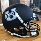 USU Full sized XP Replica Helmet Matte Navy - Utah Sports Collective