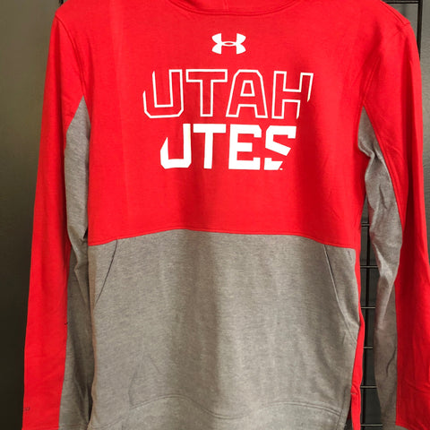 Utah UA CC Novelty Hoodie F18 - Utah Sports Collective