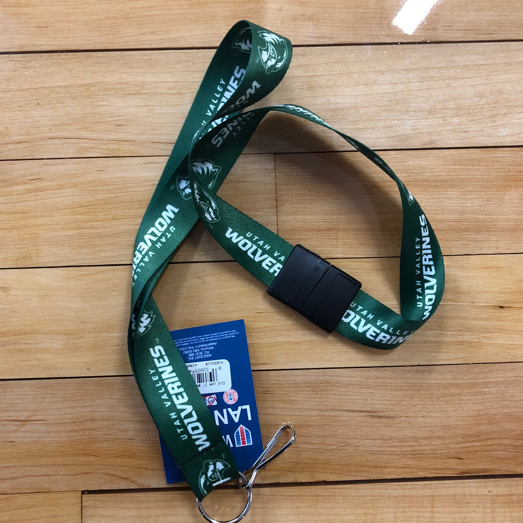 UVU Breakaway Lanyard - Utah Sports Collective