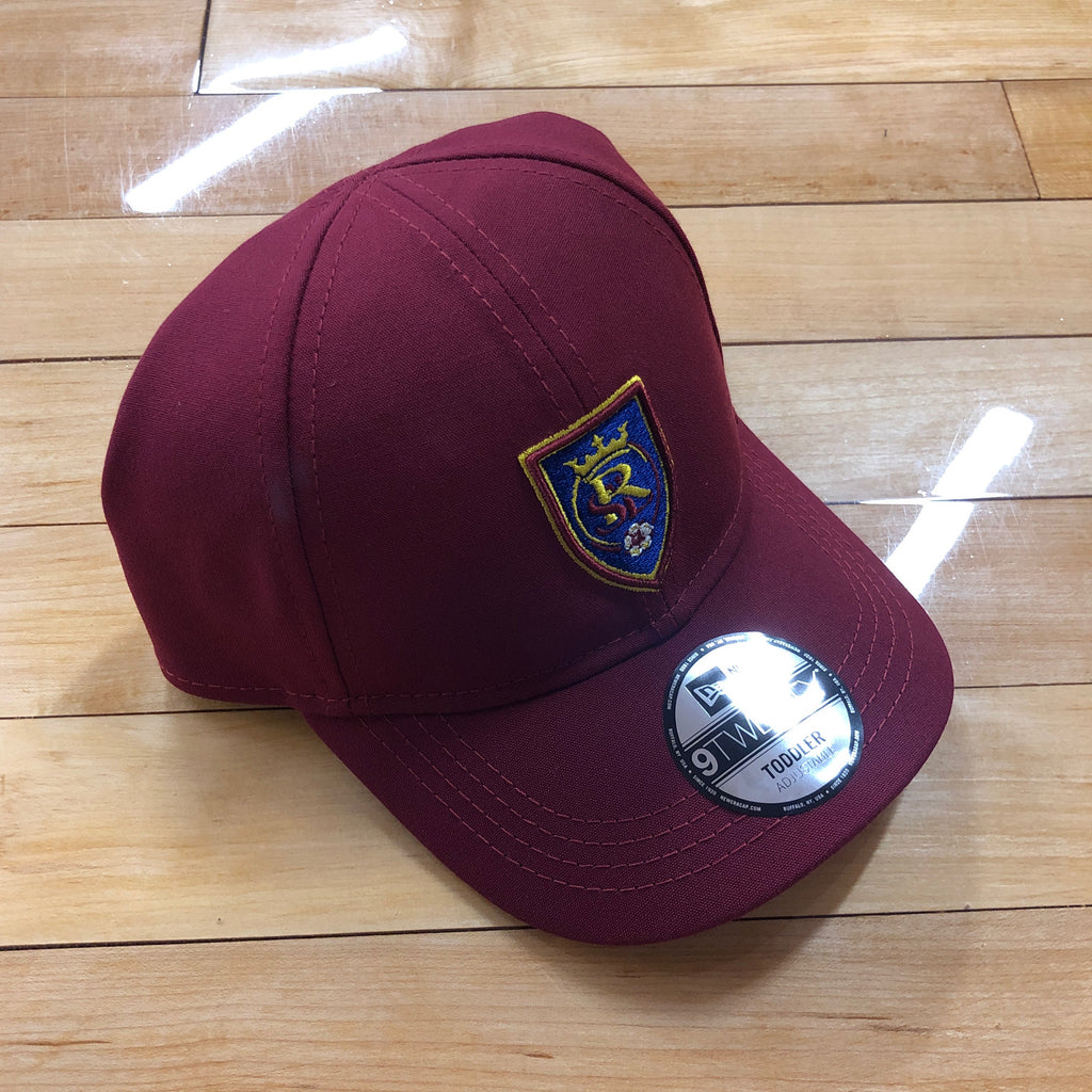 RSL Maroon Stretch Fit Toddler Hat - Utah Sports Collective