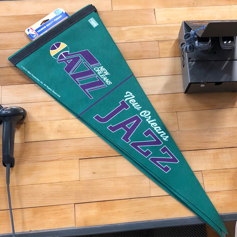 Jazz NO HWC Pennant - Utah Sports Collective