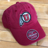 Utah Girlfriend Adjustable Hat - Utah Sports Collective