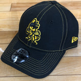 Bees new era 940 hat The League Classic black adjustable - Utah Sports Collective