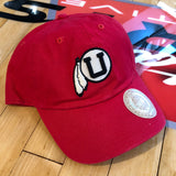Utah Vintage Crew Vault Adjustable - Utah Sports Collective