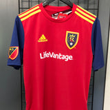 RSL 2018 Youth Replica Home Jersey - Utah Sports Collective