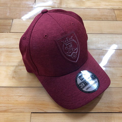 RSL New Era Maroon Logo Shade Stretch Fit - Utah Sports Collective