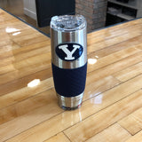BYU 30oz Stainless Insulated tumbler - Utah Sports Collective