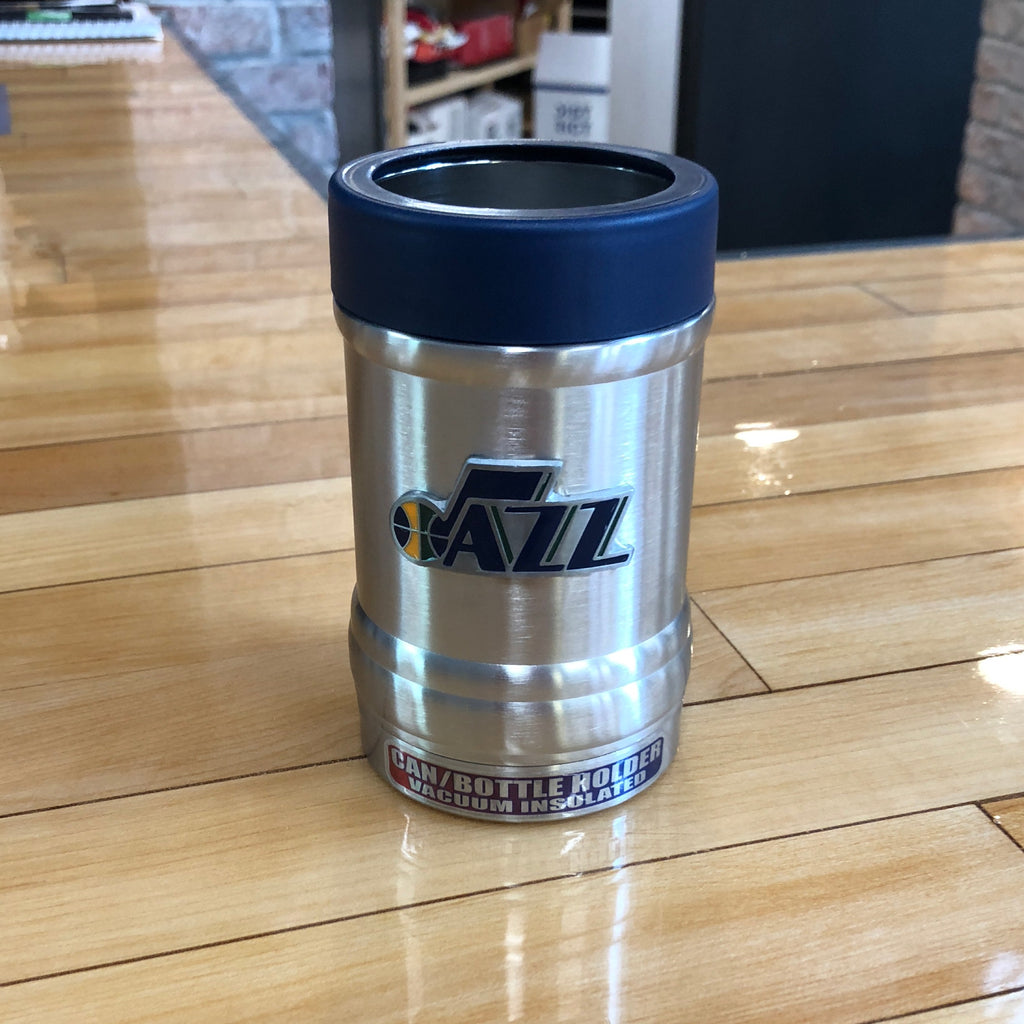 Jazz Can/bottle Holder - Utah Sports Collective