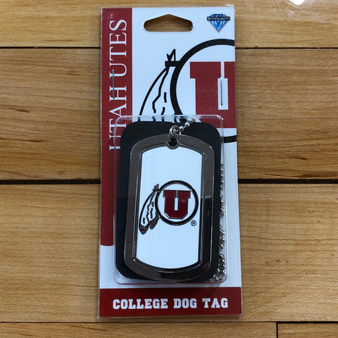 Utah Dog Tag - Utah Sports Collective
