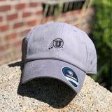 Utah Top Of The World Reform Grey Hat Drum And Feather One Fit