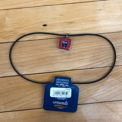 Real Salt Lake Necklace Life Tile - Utah Sports Collective