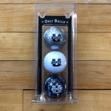 USU Golf Ball 3 Pack - Utah Sports Collective
