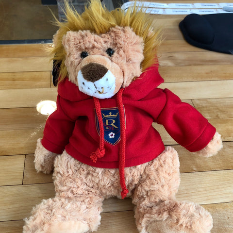 RSL Cuddle Buddy Leo - Utah Sports Collective