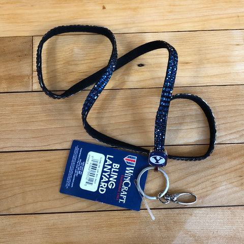 BYU Bling Lanyard - Utah Sports Collective