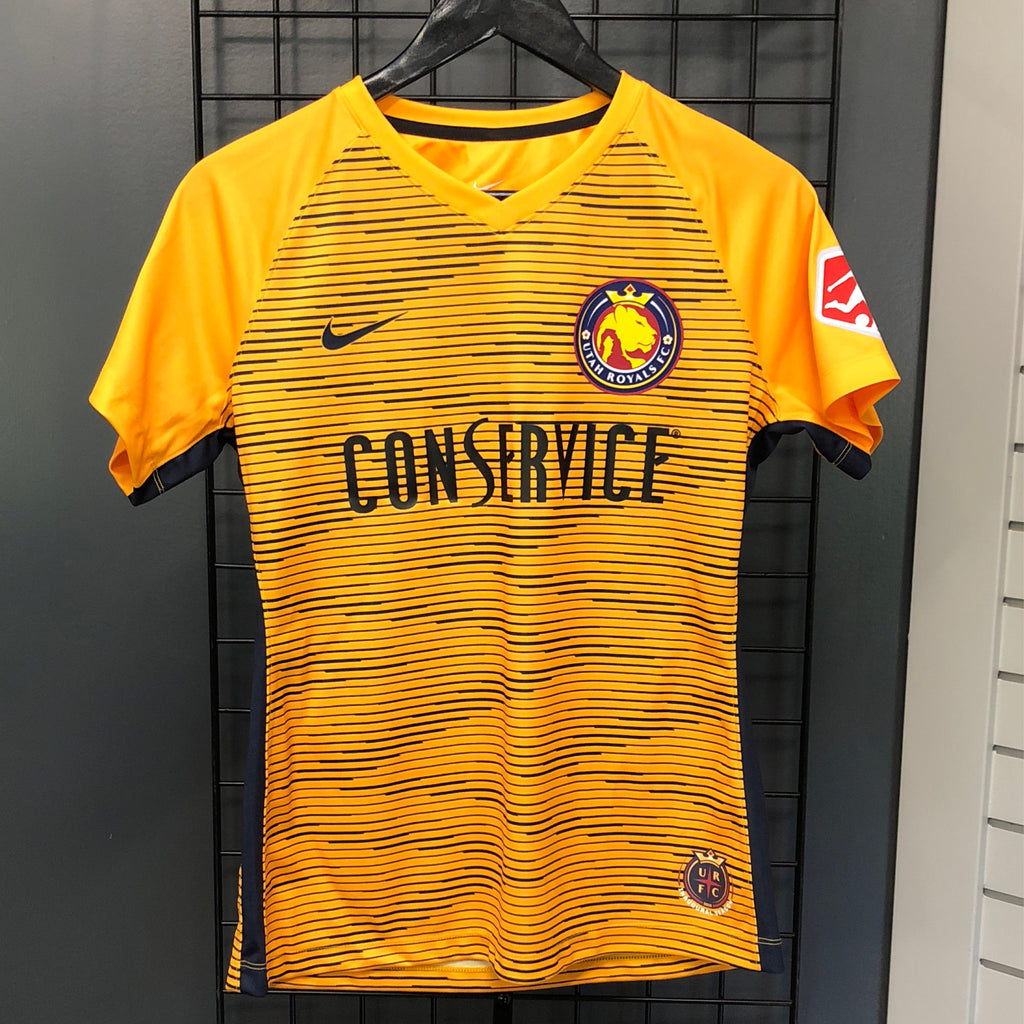 Royals Nike Women's 2018 Gold Replica - Utah Sports Collective