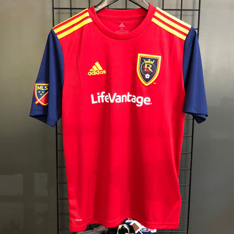 RSL 2018 Men's Replica Home Jersey - Utah Sports Collective