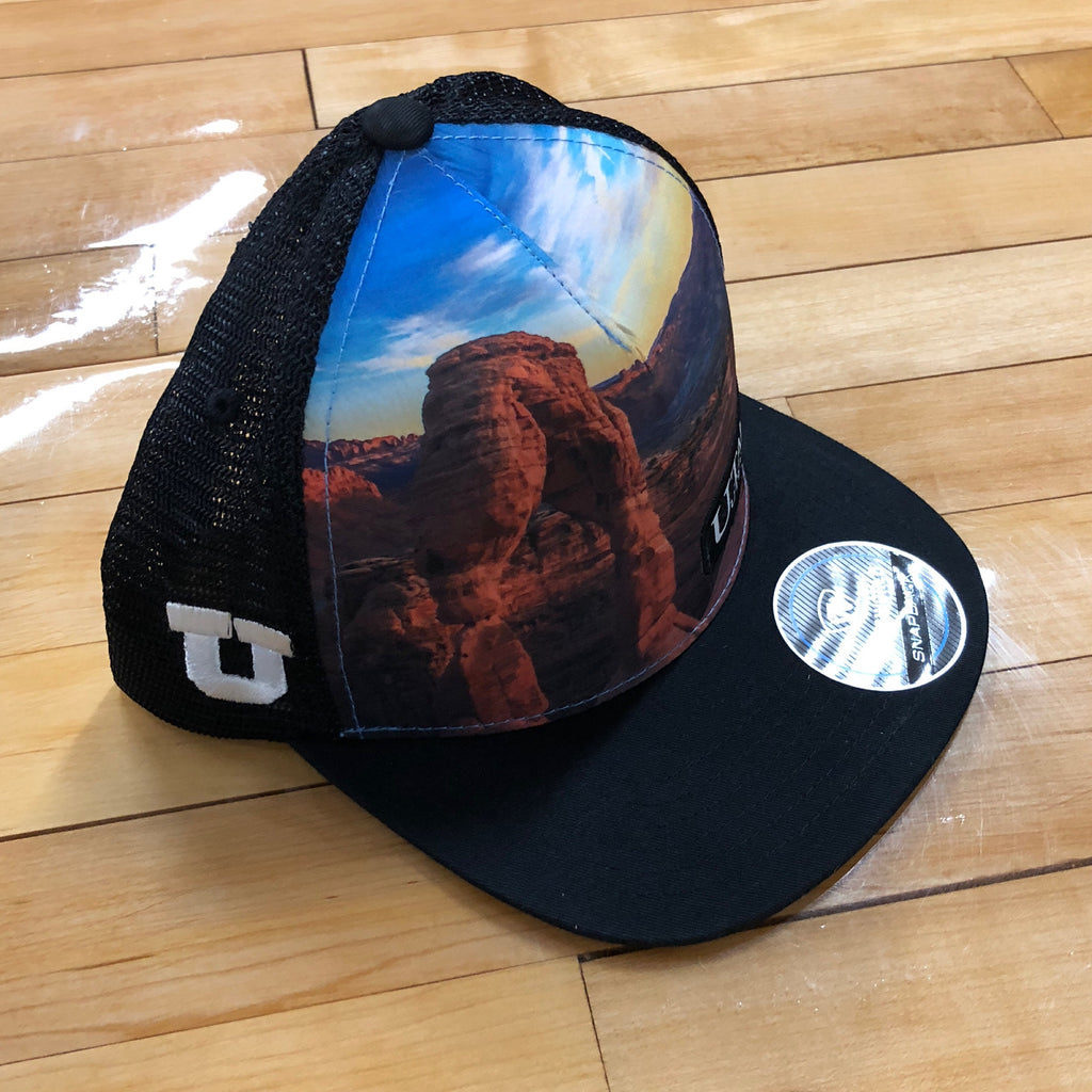 Utah Homage Arches - Utah Sports Collective