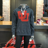 Utah Top Of The World Womens Smoke UU Hoodie