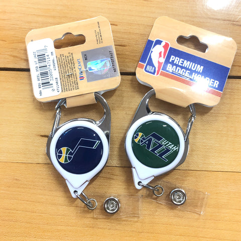 Jazz Note Badge Reel - Utah Sports Collective