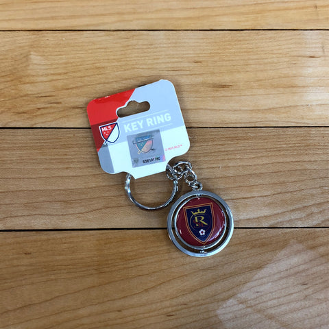 RSL Spinner Keychain - Utah Sports Collective