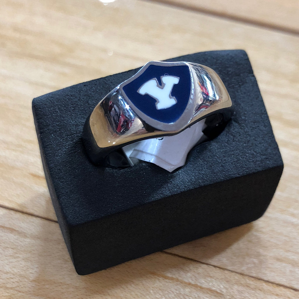BYU Choose The Y Ring - Utah Sports Collective