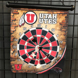 Utah Magnetic Dart Board - Utah Sports Collective