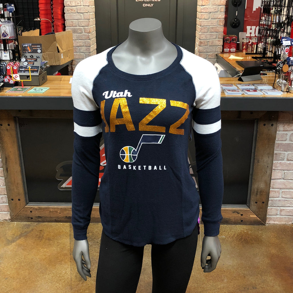 Jazz Glitter Sweater - Utah Sports Collective