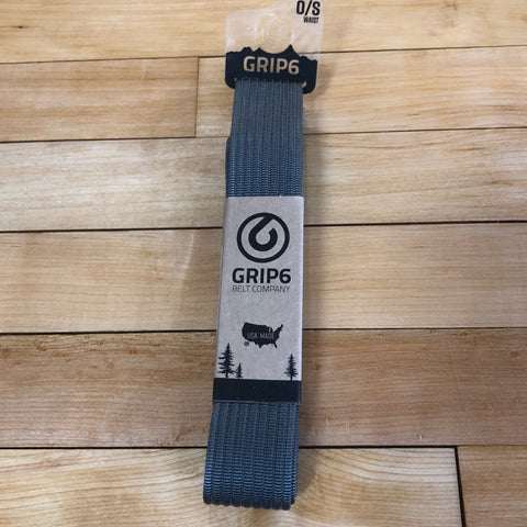 Utah Grip 6 Grey Belt - Utah Sports Collective