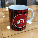 Utah Bold Mug - Utah Sports Collective