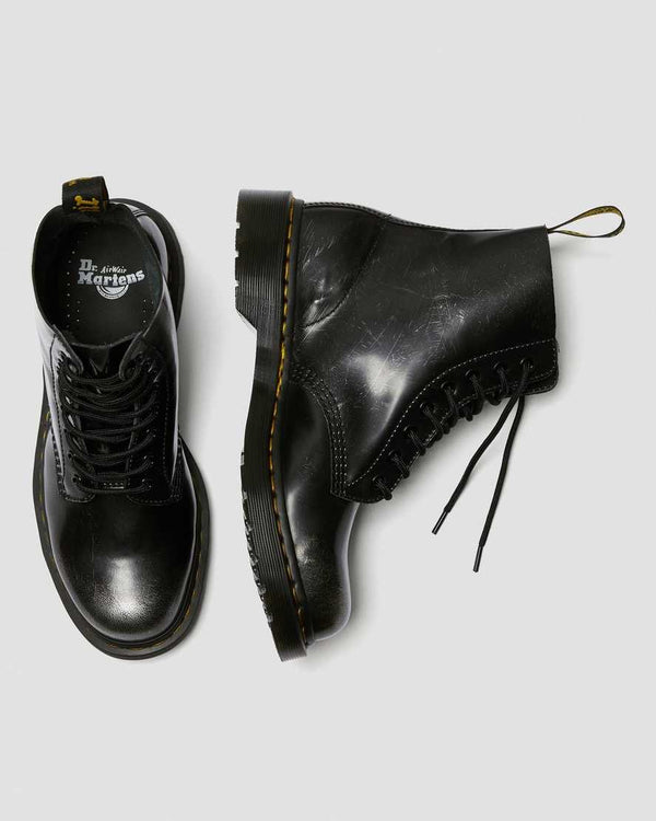 Dr. Martens Boots 1460 Arcadia Silver