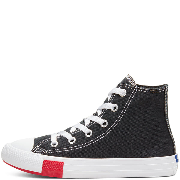 Logo Play Chuck Taylor All Star Montante Enfant