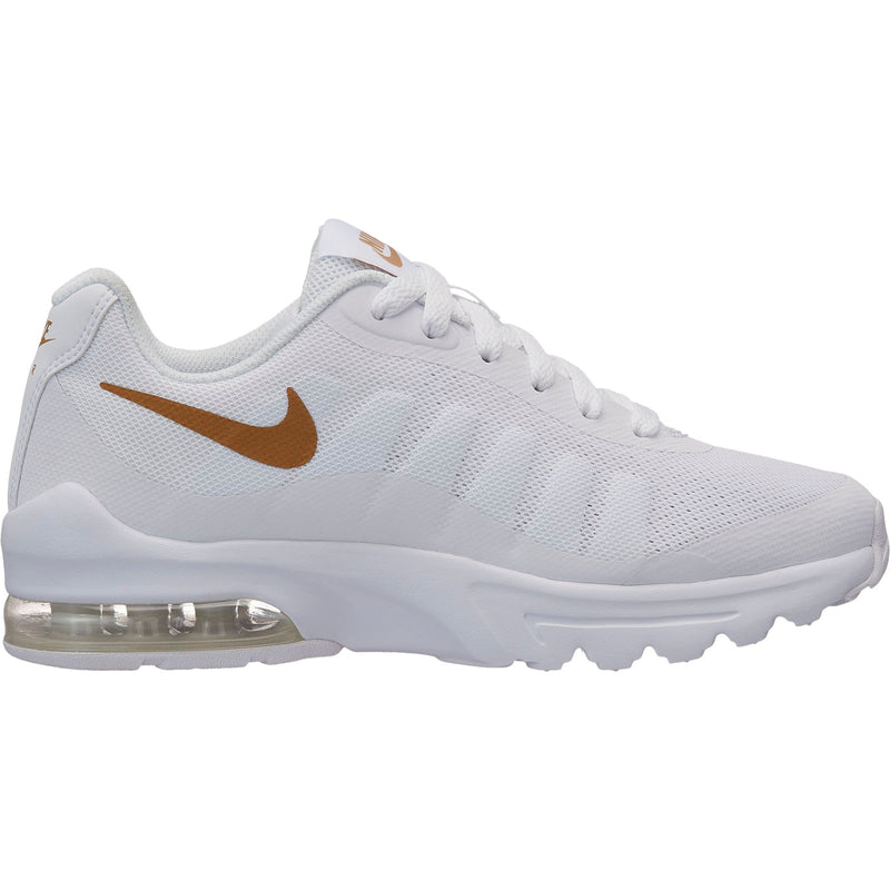 air max invigor blanc et noir et orange